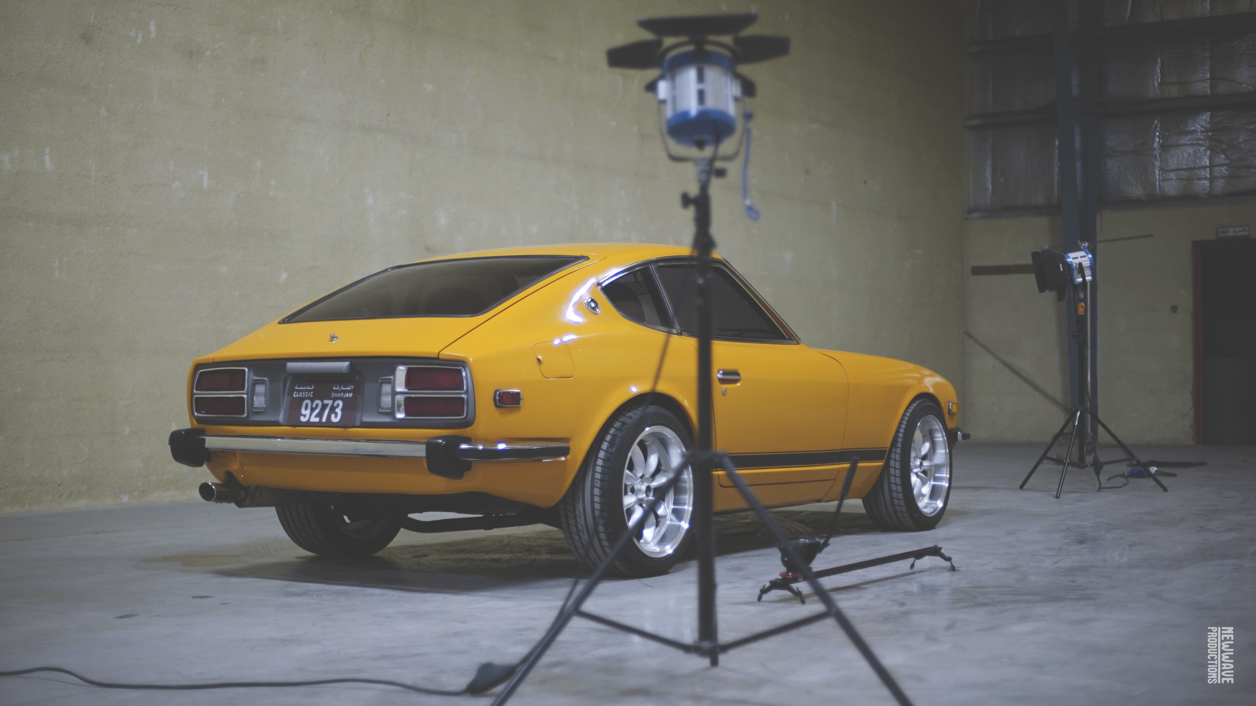 Fairlady Behind The Scenes 1