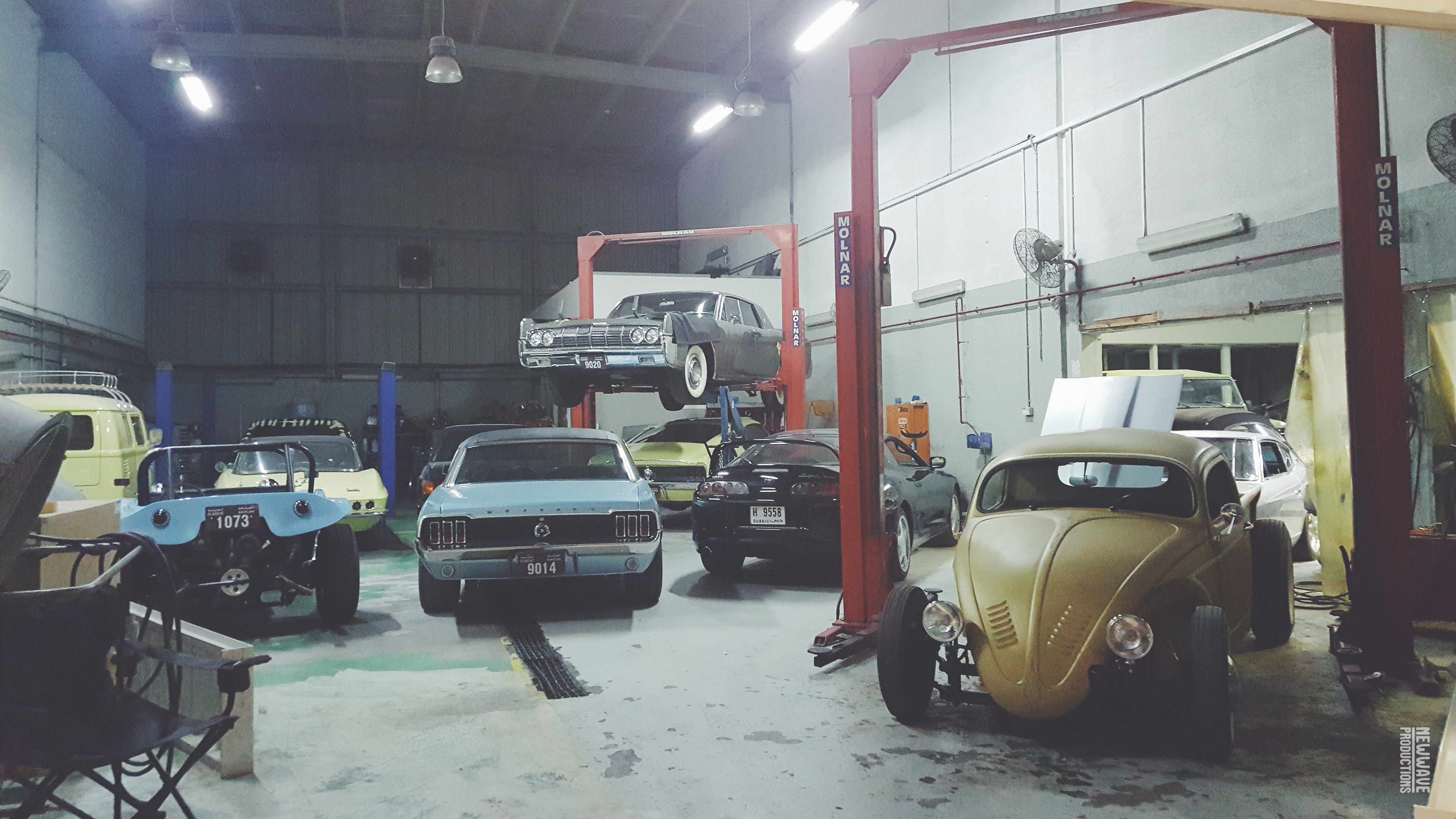 Fairlady Behind The Scenes 4