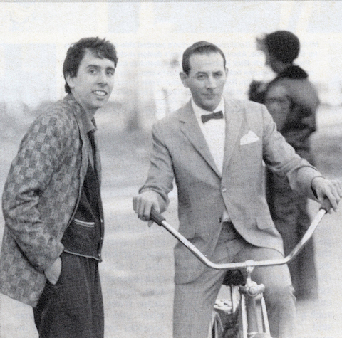 Tim Burton, Pee-wee's Big Adventure